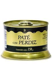 Pate De Perdíz La Real Carolina en la tienda gourmet de El Yantar ...