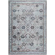 home dynamix kenmare gray purple 5 ft x 7 ft indoor area rug