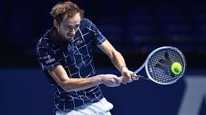Медведев победил Тима в финале Итогового турнира ATP ?