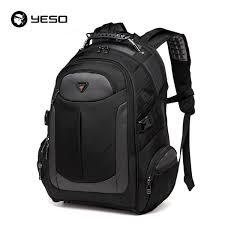 Yeso Brand Laptop <b>Backpack</b> Men'S Travel Bags 2019 <b>Multifunction</b> ...