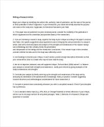10 Article Writing Examples Samples Doc Pdf Examples