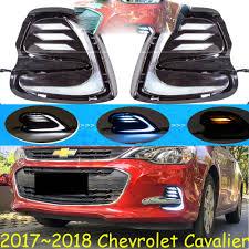 Cavalier Fog Lights Cavalier Daytime Light 2017 2018 Year Free Ship Led Cavalier Fog Light 2ps Set Cruz Cavalier Daytime Light Cavalier