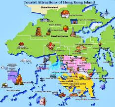 download hong kong map tourist attractions  major tourist