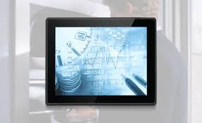 multi touch lcd pcap monitor display