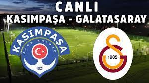 CANLI İZLE Kasımpaşa Galatasaray bein sports 1 kesintisiz şifresiz canlı  izle - Tv100 Spor