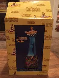 The Beatles Collectible Yellow Submarine Lava Lamp Euc Needs Lightbulb Cross Posted