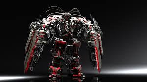 awesome hd robot wallpapers