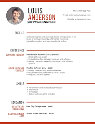 professional software engineer resumes professional software engineer resume templates by canva