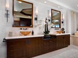 Double Bathroom Sinks Awesome Bathroom Sinks And Vanities For Modern House Bamboo