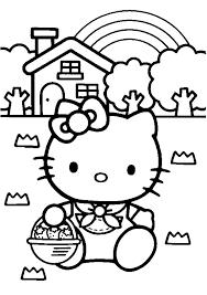 Cose Da Stampare Di Hello Kitty Az Colorare