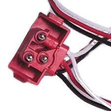 continuous wiring harness w 12 leads standard 3 pin