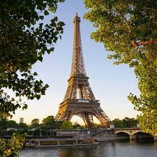 Paris Tower Nature iPad Wallpaper - HD ...
