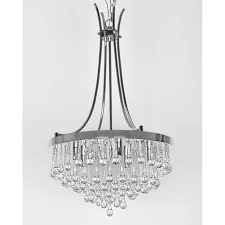 lighting surprising chandelier crystal replacements