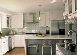 kitchens with gray countertops far fetched grey interesting and white kitchen ideas home 17