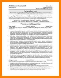 7 Attorney Resumes Sample Letter Adress