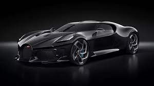 Named la voiture noire, it's an homage to bugatti's design heritage. Bugatti La Voiture Noire Is The Most Expensive New Car Of All Time At Rs 131 33 Crore Auto News