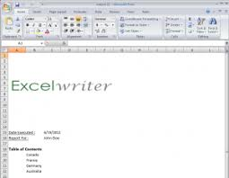 How To Cover Page Excel Create Techyv Com