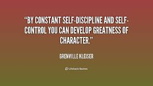 Quotes About Discipline And Self Control 40 Quotes Stunning Self Control Quotes