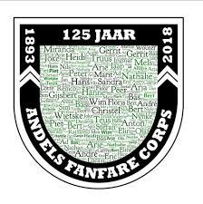 Afbeeldingsresultaat voor andels fanfare corps