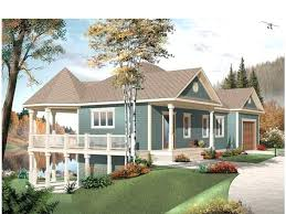 cottage style lake house plans home cabin houses southern sloping lot cottage style lake house plans home cabin houses southern sloping lot