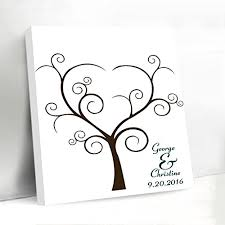 wedding guest book tree canvas fingerprint thumbprint tree Wedding Guest Book Uae wedding guest book tree canvas fingerprint thumbprint tree guestbook keepsake personalized bride and groom name date wedding guest book etsy