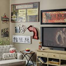 Movie Themed Living Room Hobby Lobby Things For Our Future Movie Room Future Home Diy