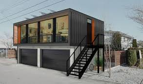 Looking For prefab shipping container homes