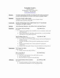 Format Of Resume For Internship Students Elegant Curriculum Vitae