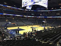 Fedex Forum Section 103 Memphis Grizzlies Rateyourseats Com