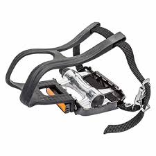 Sunlite <b>Bicycle</b> 9 <b>16</b> in Low Fat Type Alloy <b>Mountain</b> Pedal with Clips ...