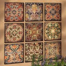 tuscan wall decor metal pixsharkcom images