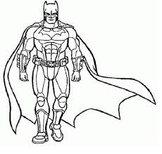 Small Picture Plain Decoration Superheroes Coloring Pages Printable Superhero Me