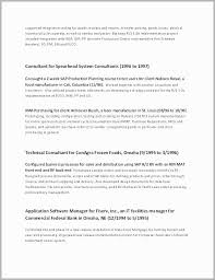 Project Manager Resume Objective Examples Free Download