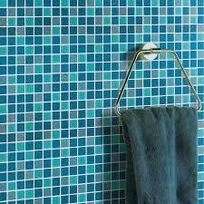 glass mosaic tile crystal backsplash bathroom wall tiles b127