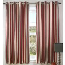 orange and white striped curtains orange and white rugby stripe curtains pictures inspirations