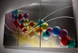 metal wall art sculpture modern abstract painting decor linda kovacs k61