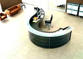 circular office desks. Circle Desk Charming Semi Half Office Circular Home . Desks