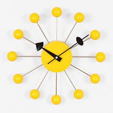 midcentury modern wall clocks  the foundary  hayneedle