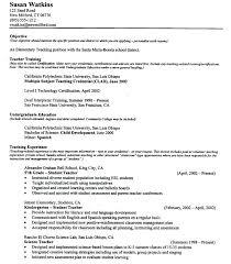 Job Objective For Resume In Resume Career Objective Office Job