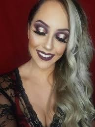 glamorous makeup full
