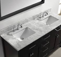 Square Undermount Bathroom Sink Amazing Cabinetry Square Bathroom