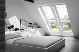 Schlafzimmer Renovieren Mit Velux Dachfenstern