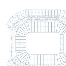State Farm Stadium Interactive Football Seating Chart