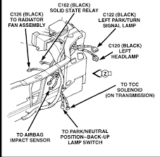 neon cooling fans and they still wont engage thermostate located graphic emissions recall to replace your vehicle s radiator fan relay and install a wiring jumper harness