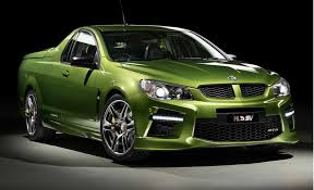 HSV GTS Maloo Is The Aussie Sport Truck You've Always Wanted ...