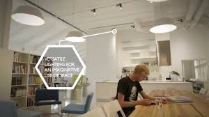 lighting in an office. Endless Possibilities - Pentagon Design Helsinki LED Office Lighting Project YouTube In An