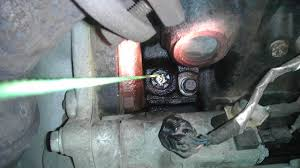 broken crankshaft position sensor dave isom i