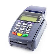 mobile pin or payment terminal