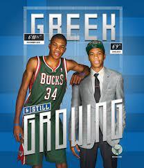 Giannis: Bucks' rookie has grown ...