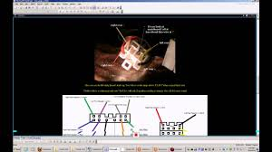 toyota tarago, previa, estima, 1992 tcr10 stereo head unit wiring car head unit wiring diagram toyota tarago, previa, estima, 1992 tcr10 stereo head unit wiring youtube